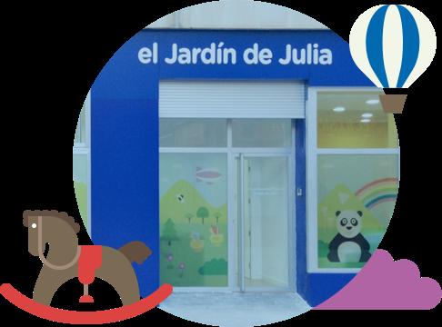 El Jardín de Julia - Guardería en el centro de Murcia